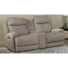 See Details - BOWIE - DOE Power Console Loveseat
