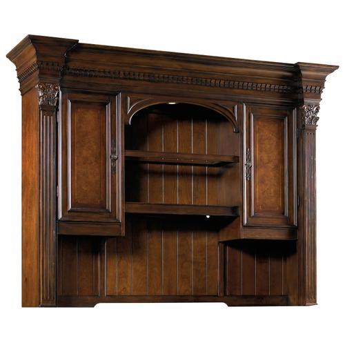 Hooker Furniture - Home Office European Renaissance II Computer Credenza Hutch