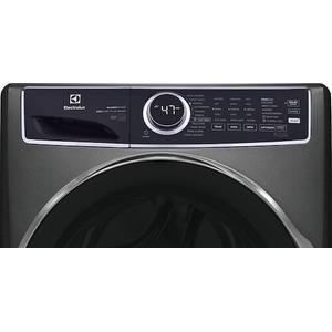 Electrolux - Front Load Perfect Steam™ Washer with LuxCare® Plus Wash and SmartBoost® - 4.5 Cu. Ft.