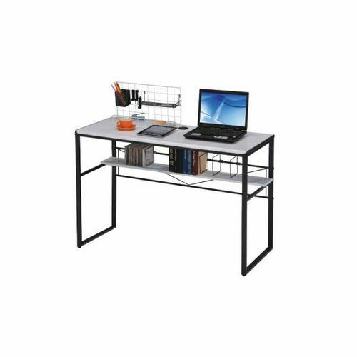 Acme Furniture Inc - ACME Ellis Computer Desk - 92072 - Black & White