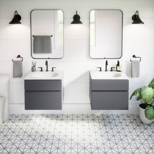 American Standard - Studio S S 24-Inch Vanity Sink - 8 inch Centers  American Standard - White