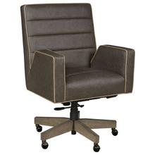 See Details - Flat Iron Office Swivel Chair