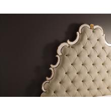 View Product - Sanctuary California King Tufted Bed - Bling
