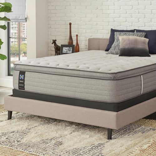 Sealy - Lavina II - Euro Pillow Top - Medium - King