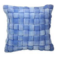 Jazzy Pillow Sky Blue