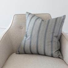 See Details - Penny Pillow-Grey Embroidered