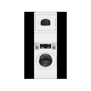 Speed Queen - Micro Display Stack Washer/Dryer