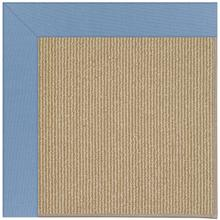 Creative Concepts-Sisal Canvas Air Blue Machine Tufted Rugs