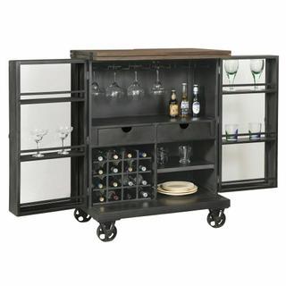 See Details - 695-216 Al Fresco Wine & Bar Console