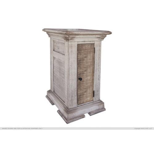 1 Door, Chairside Table