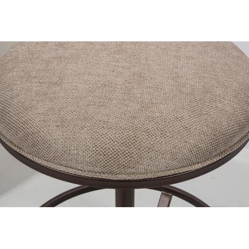 Keckley Commercial Grade Swivel Counter Stool