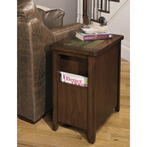 Gallery - Chairside Cabinet