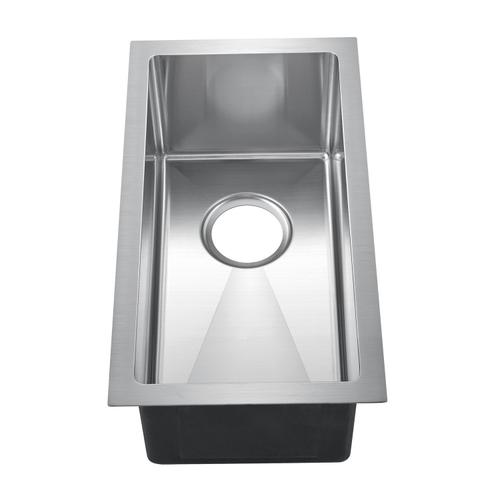 "11"" Paule Stainless Steel Prep Sink"