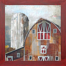 Long Barn - Silo
