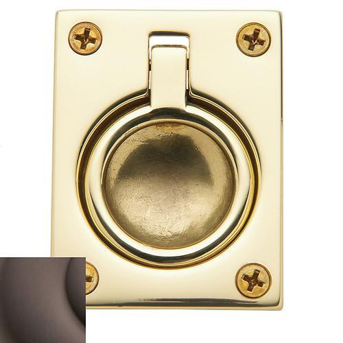 Baldwin - Venetian Bronze Flush Ring Pull