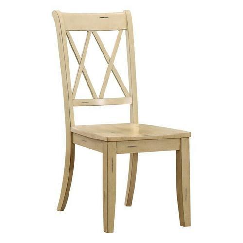 Gallery - Side Chair, Buttermilk
