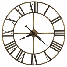 Howard Miller Wingate Iron Wall Clock 625566