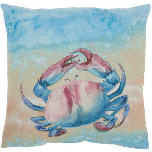 "Outdoor Pillows Bj741 Multicolor 18"" X 18"""