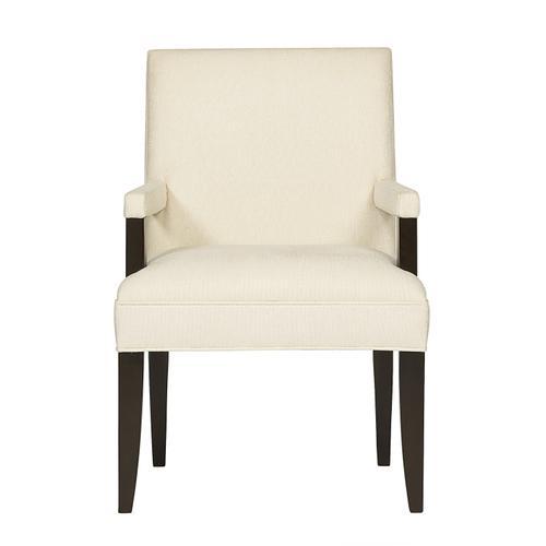 Fairfax Arm Chair in Chocolate