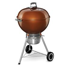 See Details - ORIGINAL KETTLE™ PREMIUM CHARCOAL GRILL - 22 INCH COPPER