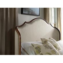 View Product - Archivist King Upholstered Shelter Bed