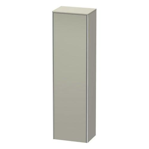 Duravit - Tall Cabinet, Taupe Satin Matte (lacquer)