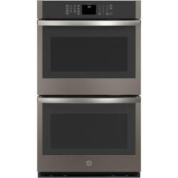 """GE® 30"""" Smart Built-In Self-Clean Double Wall Oven with Never-Scrub Racks"""