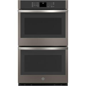 "GE® 30"" Smart Built-In Self-Clean Double Wall Oven with Never-Scrub Racks Product Image"
