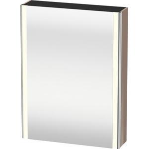 Mirror Cabinet, Cappuccino High Gloss (lacquer)
