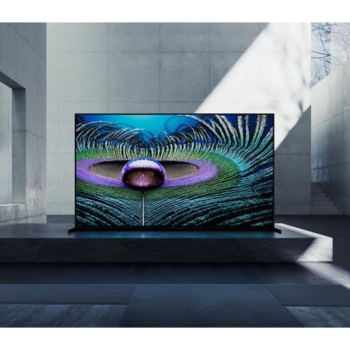 Sony - BRAVIA XR Z9J 8K HDR Full Array LED with Smart Google TV (2021) - 85''