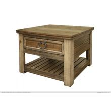 See Details - 1 Drawer, End Table