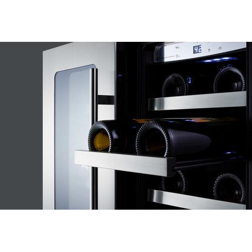 "24"" Wide Built-in Wine/beverage Center"