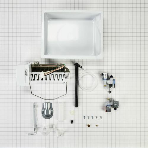 KitchenAid - Ice Maker Kit for Bottom Mount Domestic
