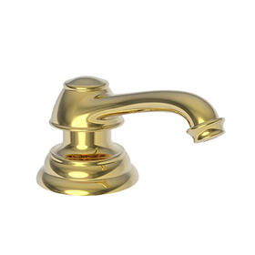 Polished Gold - PVD Soap/Lotion Dispenser