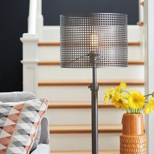 Bracken Adjustable Floor Lamp