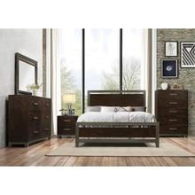 CHARLEEN QUEEN BED