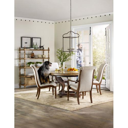 Dining Room Archivist Upholstered Side Chair - 2 per carton/price ea