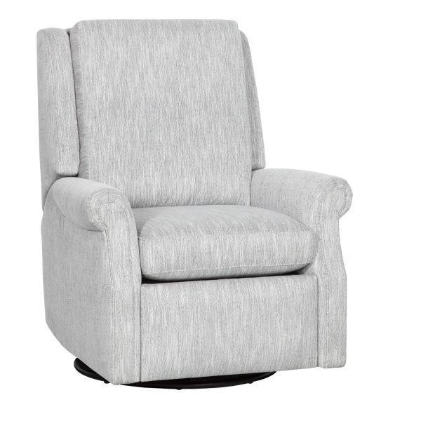 Reclination Roll Arm Power Back Swivel Glider Recliner