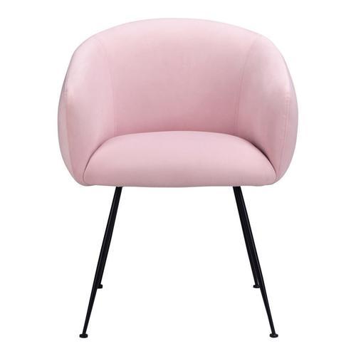 Petula Dining Chair Pink