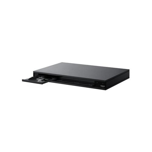 Sony - 4K Ultra HD Blu-ray™ Player with Dolby Atmos ® , HDR, and Wi-Fi for Streaming Video