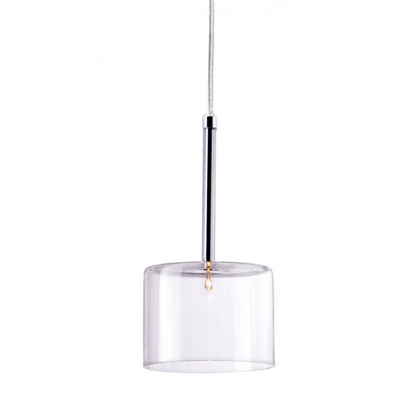Storm Ceiling Lamp Clear