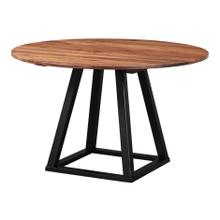 "Tri-mesa 48"" Round Dining Table"