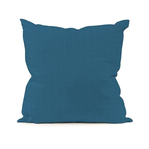 """Patio Pillow Cover 16""""x16"""" Seascape Turquoise (Cover Only)"""