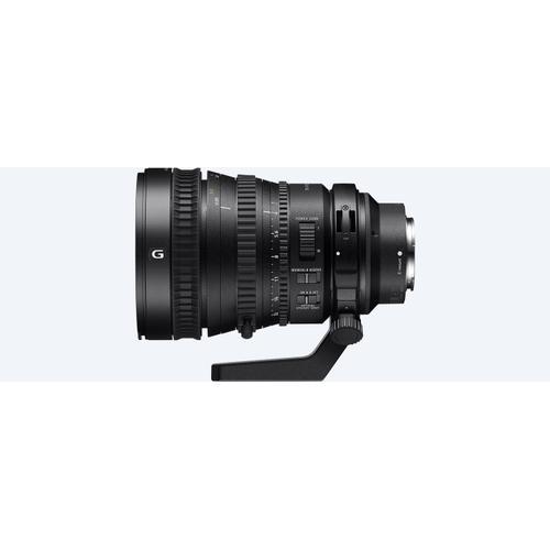 FE PZ 28-135mm F4 G OSS