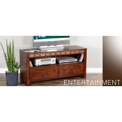 "Santa Fe 54"" TV Console"