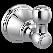 Chrome Robe Hook