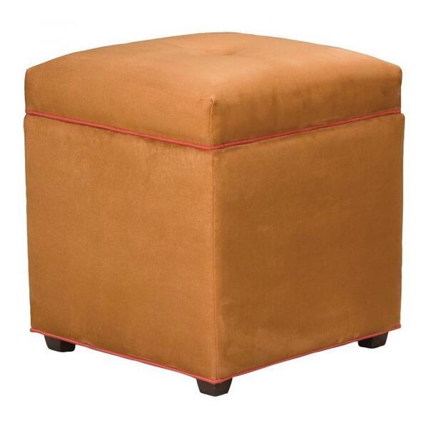 See Details - Kaplan Storage Ottoman