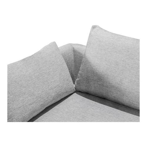 Moe's Home Collection - Raval Sofa Light Grey