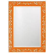 View Product - Bristol Mirror - Glossy Orange