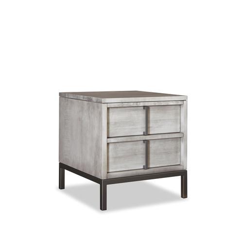 Durham Furniture - 2 Drawer Night Stand